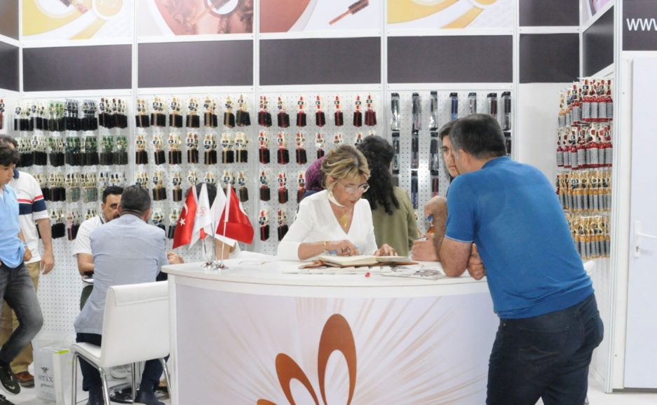 15. How was Beauty Eurasia 2019?