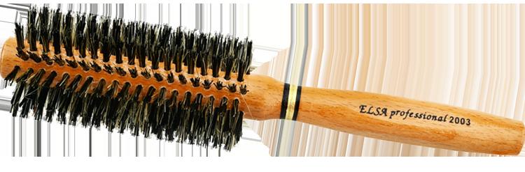 Naturel Serisi Saç Fırçası